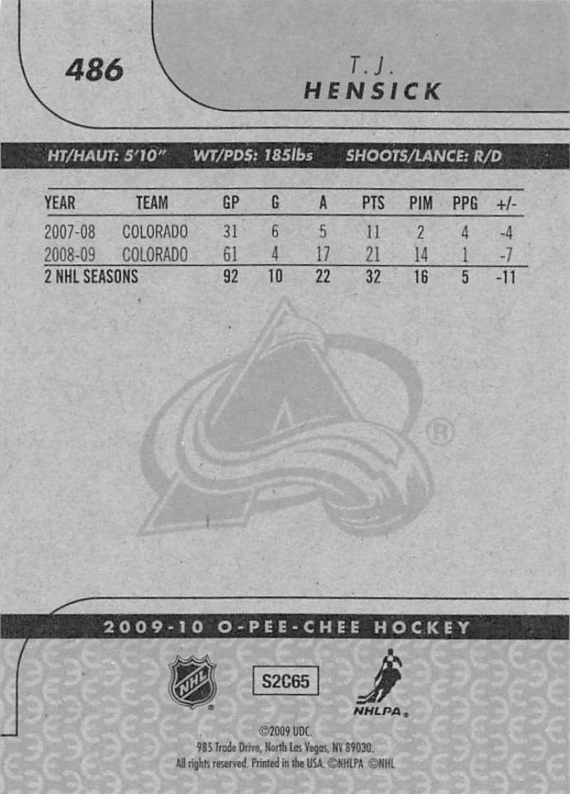 2009-10-O-Pee-Chee-OPC-NHL-Hockey-Trading-Card-Pick-From-List-401-600 Indexbild 155