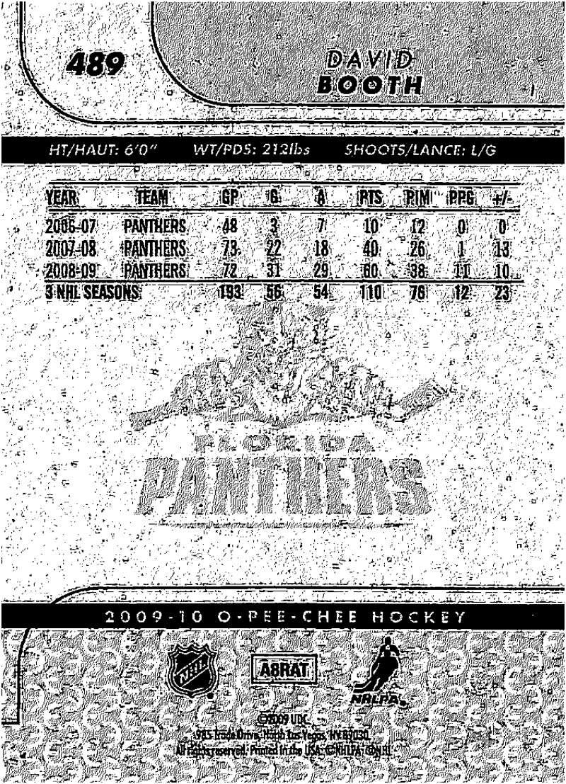 2009-10-O-Pee-Chee-OPC-NHL-Hockey-Trading-Card-Pick-From-List-401-600 Indexbild 161