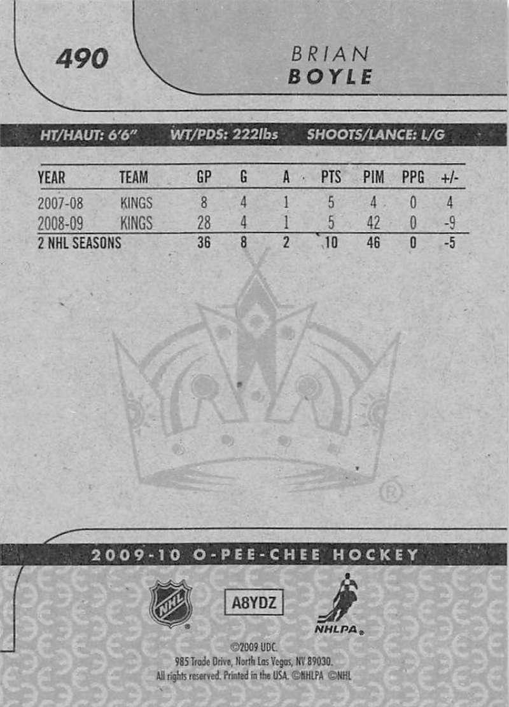 2009-10-O-Pee-Chee-OPC-NHL-Hockey-Trading-Card-Pick-From-List-401-600 Indexbild 163