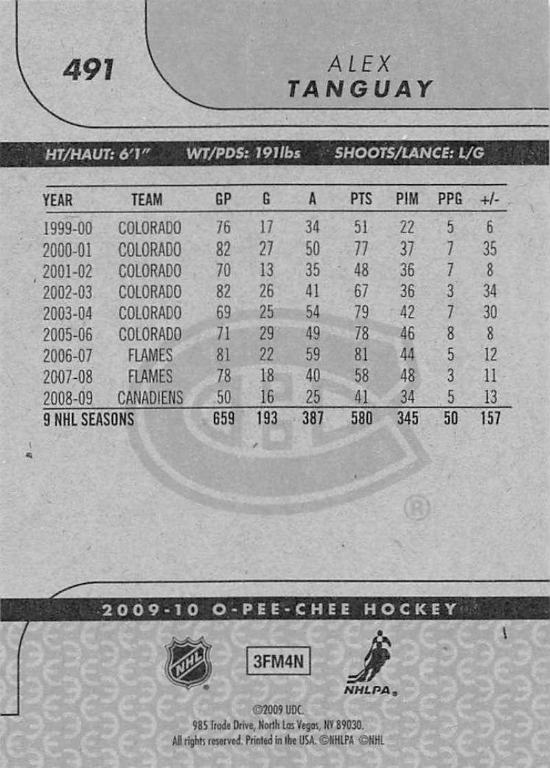2009-10-O-Pee-Chee-OPC-NHL-Hockey-Trading-Card-Pick-From-List-401-600 Indexbild 165