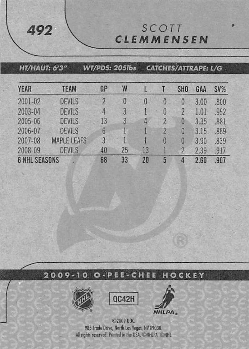 2009-10-O-Pee-Chee-OPC-NHL-Hockey-Trading-Card-Pick-From-List-401-600 Indexbild 167