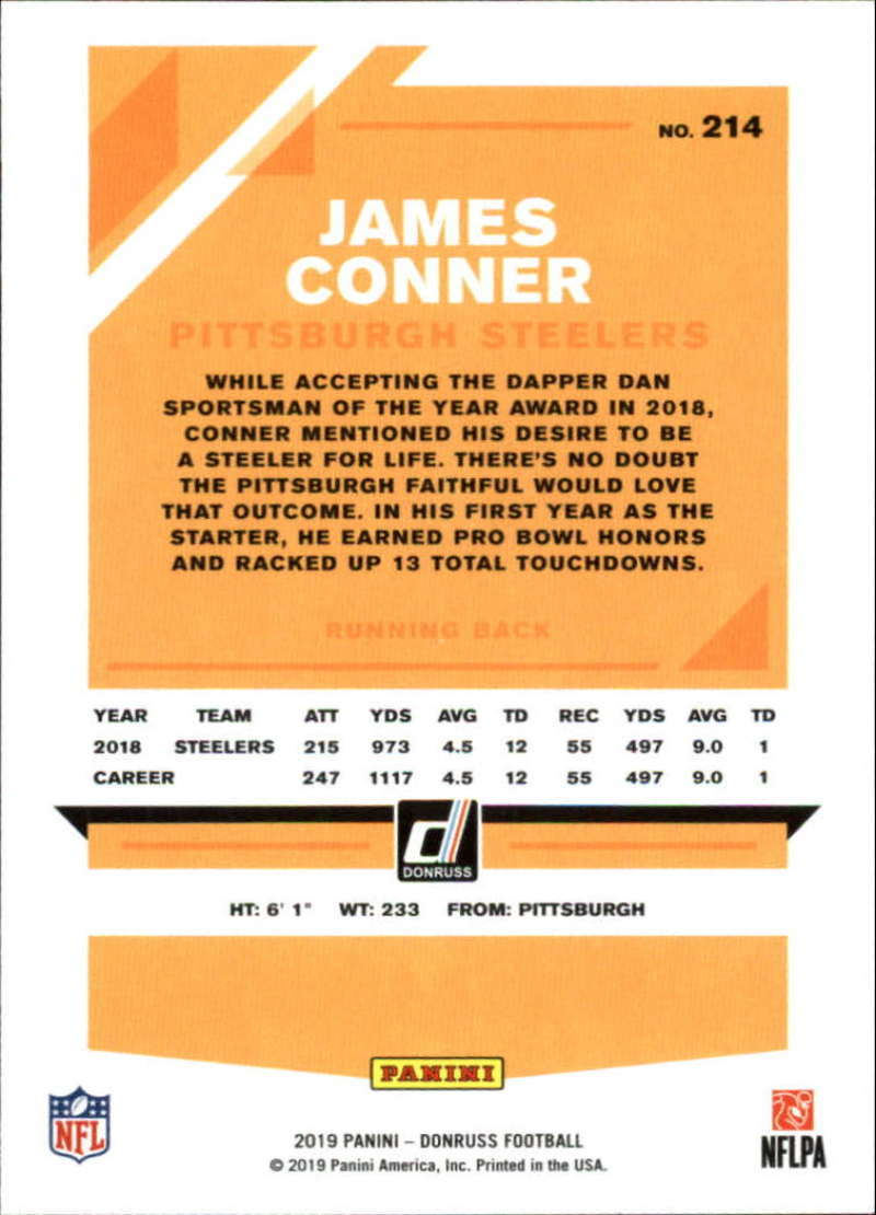 2019-Donruss-Panini-NFL-Football-Cards-Pick-From-List-201-350-With-Rookies thumbnail 29
