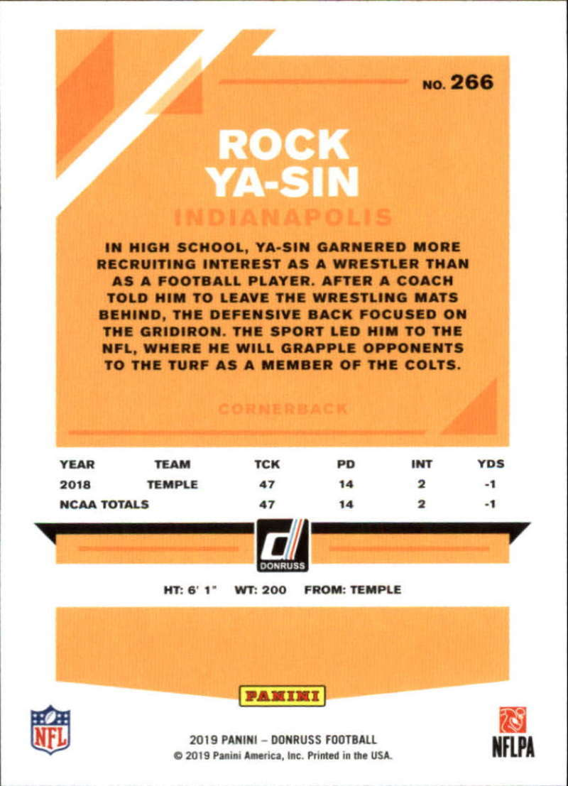 2019-Donruss-Panini-NFL-Football-Cards-Pick-From-List-201-350-With-Rookies thumbnail 133