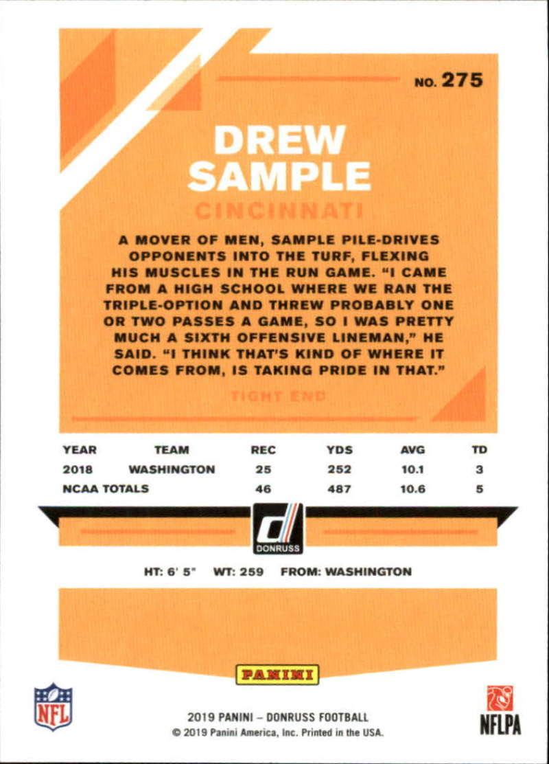 2019-Donruss-Panini-NFL-Football-Cards-Pick-From-List-201-350-With-Rookies thumbnail 151