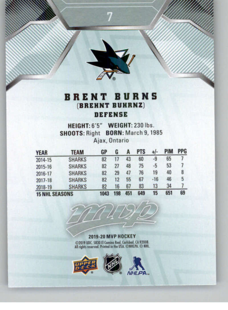 miniature 13 - 2019-20-Upper-Deck-MVP-NHL-Hockey-Cards-Pick-From-List-Base-SP-and-Rookies