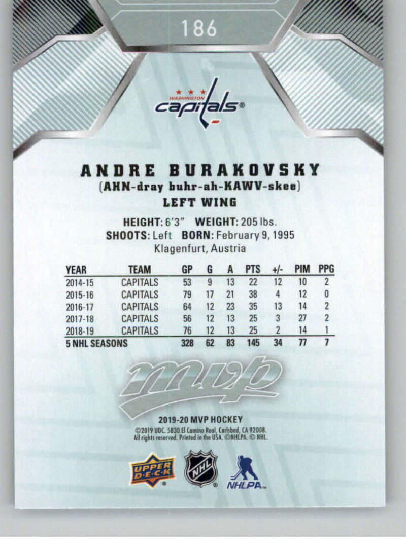 miniature 255 - 2019-20-Upper-Deck-MVP-NHL-Hockey-Cards-Pick-From-List-Base-SP-and-Rookies
