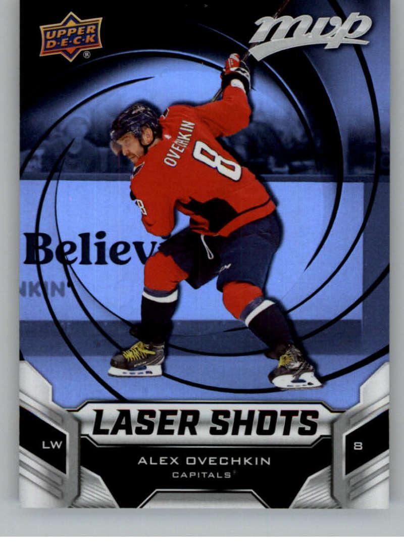 2019-20-Upper-Deck-MVP-Hockey-INSERT-OR-AUTOGRAPH-CARDS-Pick-From-List miniature 12