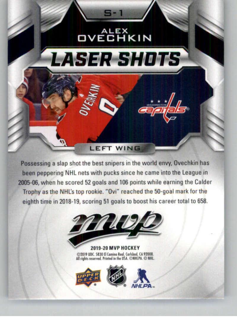 2019-20-Upper-Deck-MVP-Hockey-INSERT-OR-AUTOGRAPH-CARDS-Pick-From-List miniature 13