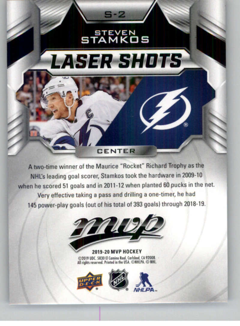2019-20-Upper-Deck-MVP-Hockey-INSERT-OR-AUTOGRAPH-CARDS-Pick-From-List miniature 15
