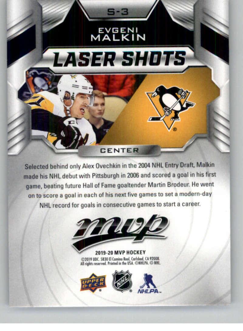 2019-20-Upper-Deck-MVP-Hockey-INSERT-OR-AUTOGRAPH-CARDS-Pick-From-List miniature 17