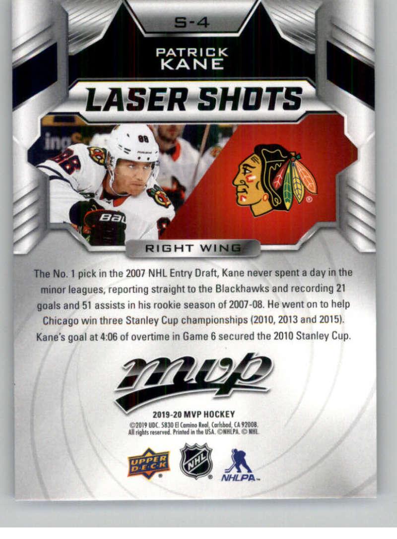 2019-20-Upper-Deck-MVP-Hockey-INSERT-OR-AUTOGRAPH-CARDS-Pick-From-List miniature 19