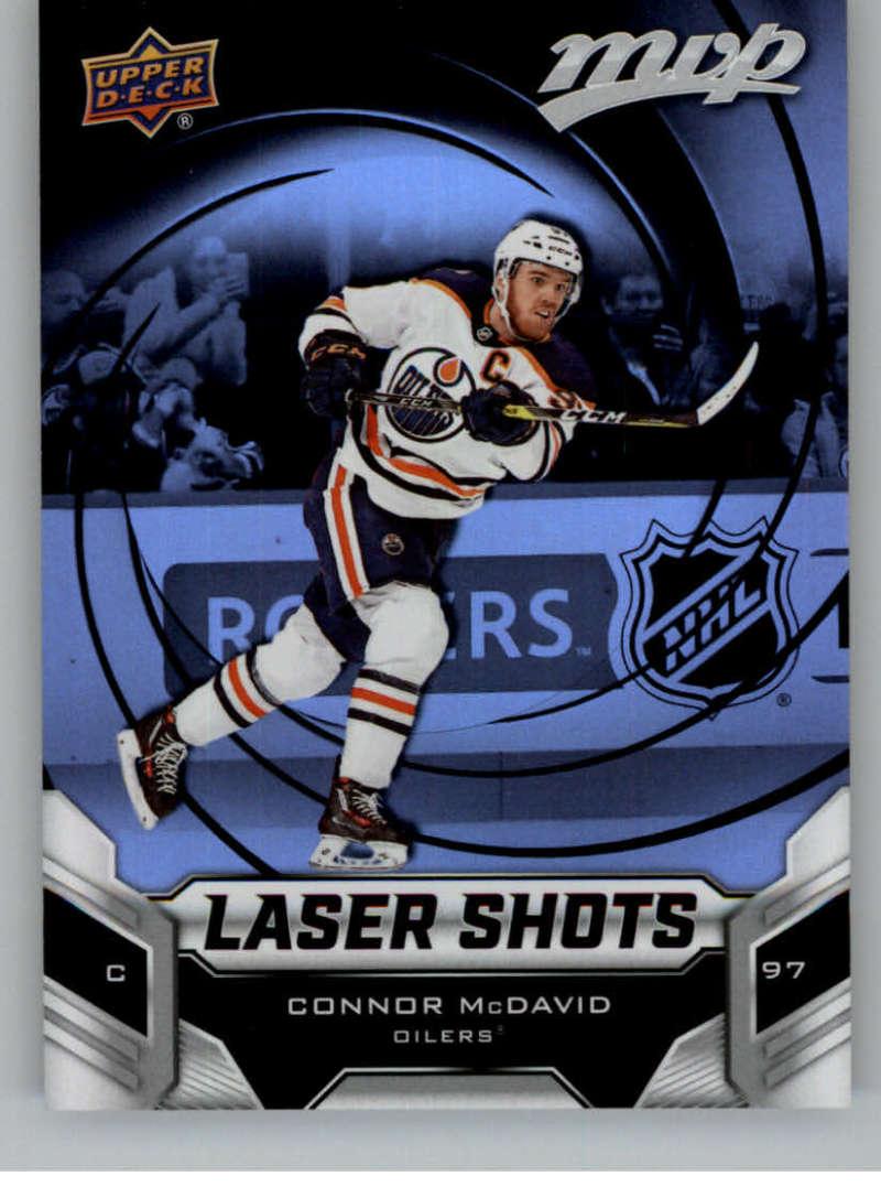 2019-20-Upper-Deck-MVP-Hockey-INSERT-OR-AUTOGRAPH-CARDS-Pick-From-List miniature 20