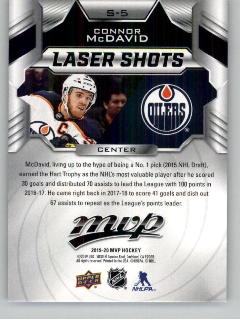2019-20-Upper-Deck-MVP-Hockey-INSERT-OR-AUTOGRAPH-CARDS-Pick-From-List miniature 21