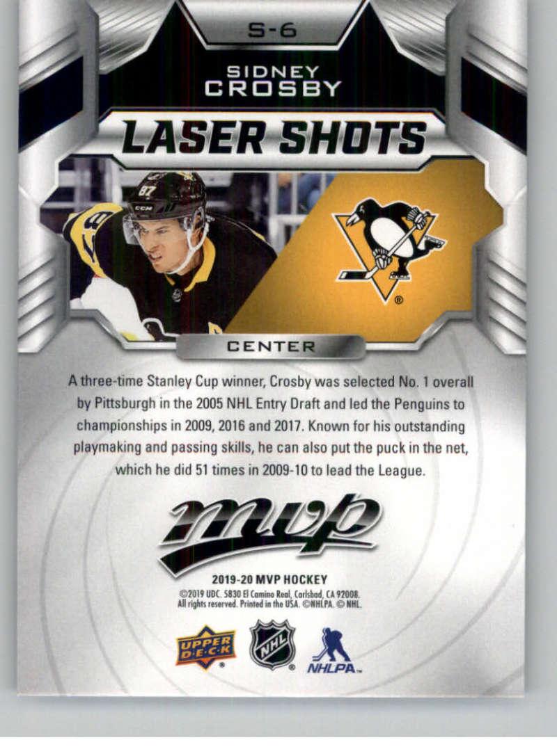 2019-20-Upper-Deck-MVP-Hockey-INSERT-OR-AUTOGRAPH-CARDS-Pick-From-List miniature 23