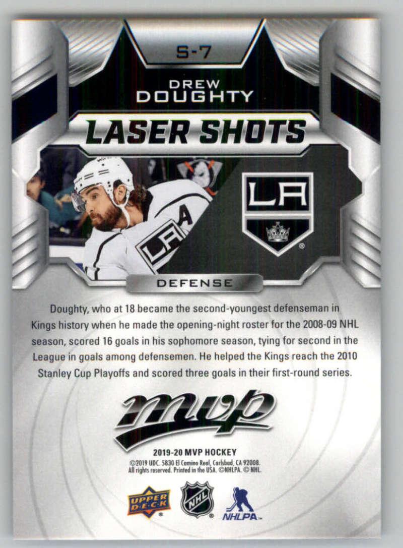 2019-20-Upper-Deck-MVP-Hockey-INSERT-OR-AUTOGRAPH-CARDS-Pick-From-List miniature 25