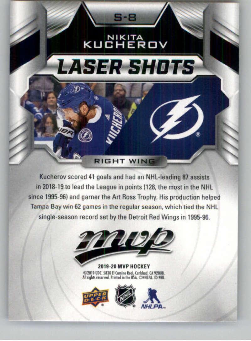 2019-20-Upper-Deck-MVP-Hockey-INSERT-OR-AUTOGRAPH-CARDS-Pick-From-List miniature 27