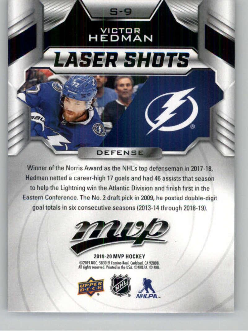 2019-20-Upper-Deck-MVP-Hockey-INSERT-OR-AUTOGRAPH-CARDS-Pick-From-List miniature 29