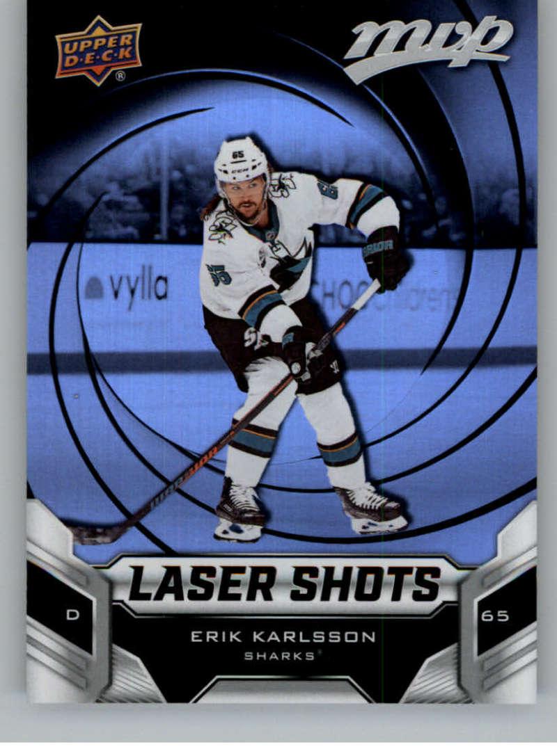 2019-20-Upper-Deck-MVP-Hockey-INSERT-OR-AUTOGRAPH-CARDS-Pick-From-List miniature 30