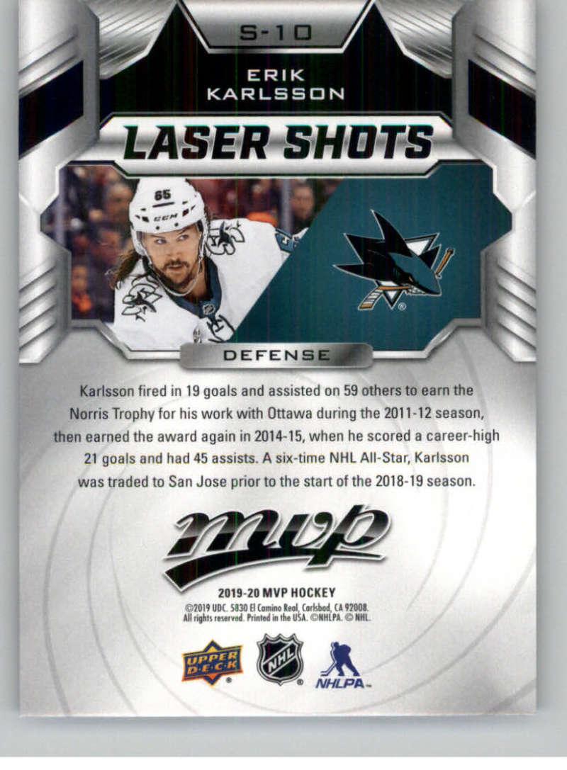 2019-20-Upper-Deck-MVP-Hockey-INSERT-OR-AUTOGRAPH-CARDS-Pick-From-List miniature 31