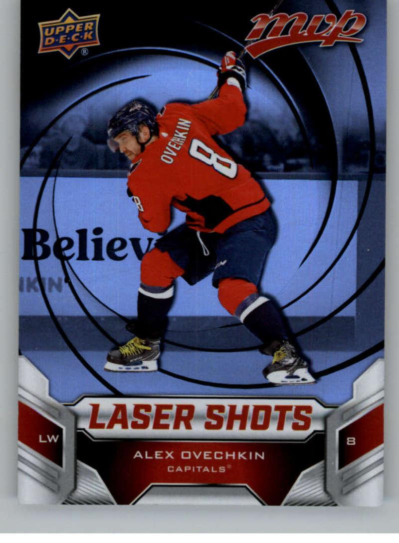 2019-20-Upper-Deck-MVP-Hockey-INSERT-OR-AUTOGRAPH-CARDS-Pick-From-List miniature 32