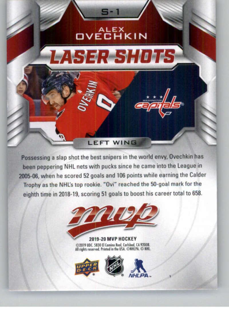 2019-20-Upper-Deck-MVP-Hockey-INSERT-OR-AUTOGRAPH-CARDS-Pick-From-List miniature 33