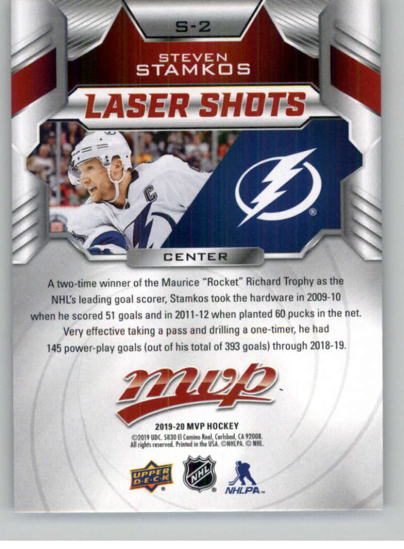 2019-20-Upper-Deck-MVP-Hockey-INSERT-OR-AUTOGRAPH-CARDS-Pick-From-List miniature 35