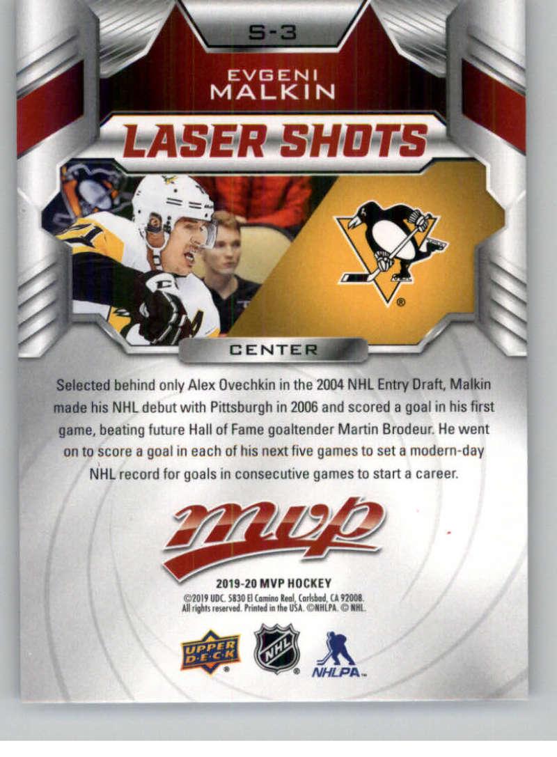 2019-20-Upper-Deck-MVP-Hockey-INSERT-OR-AUTOGRAPH-CARDS-Pick-From-List miniature 37