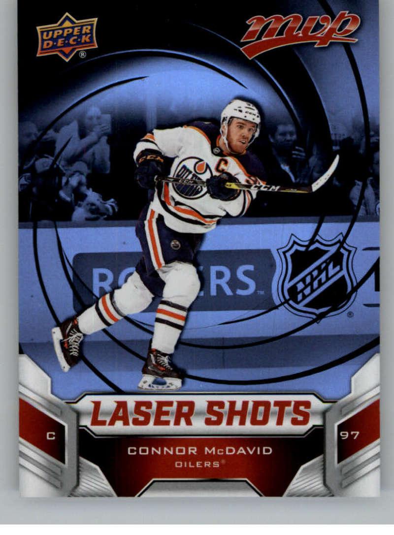 2019-20-Upper-Deck-MVP-Hockey-INSERT-OR-AUTOGRAPH-CARDS-Pick-From-List miniature 38