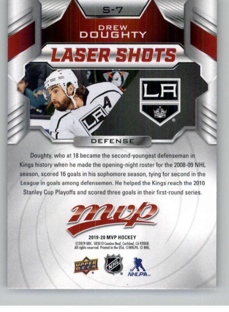 2019-20-Upper-Deck-MVP-Hockey-INSERT-OR-AUTOGRAPH-CARDS-Pick-From-List miniature 41