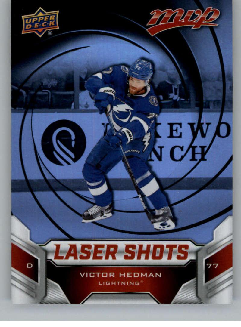 2019-20-Upper-Deck-MVP-Hockey-INSERT-OR-AUTOGRAPH-CARDS-Pick-From-List miniature 42