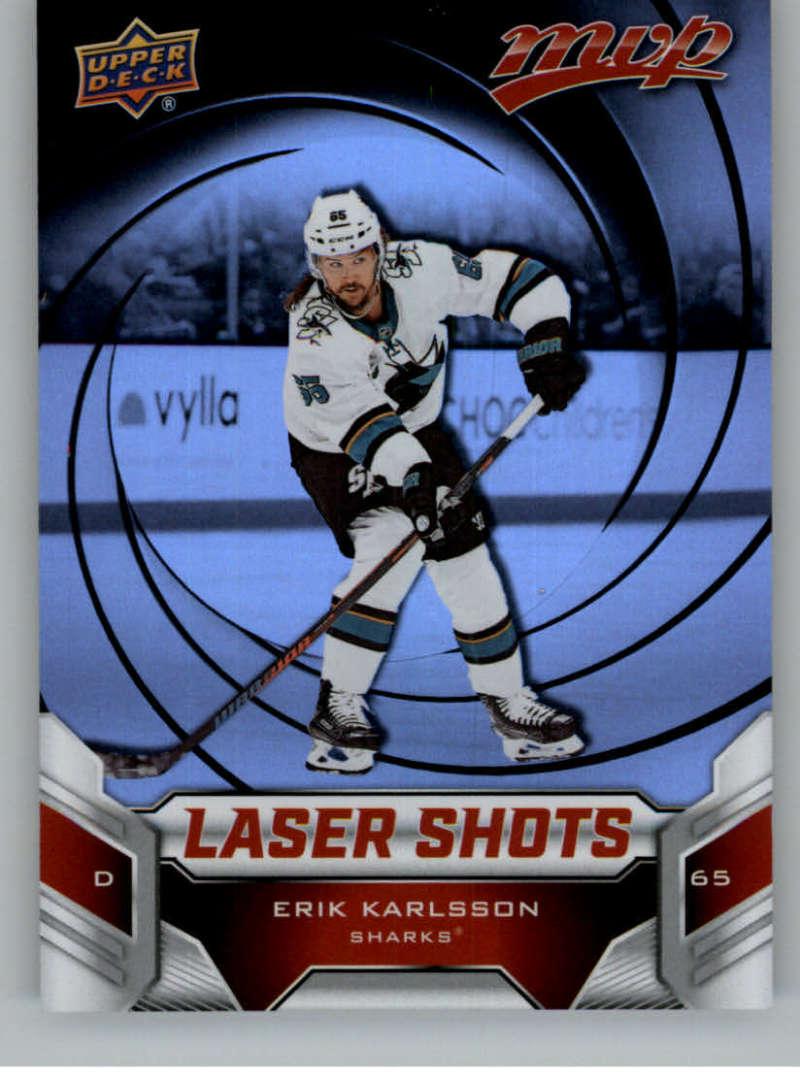 2019-20-Upper-Deck-MVP-Hockey-INSERT-OR-AUTOGRAPH-CARDS-Pick-From-List miniature 44