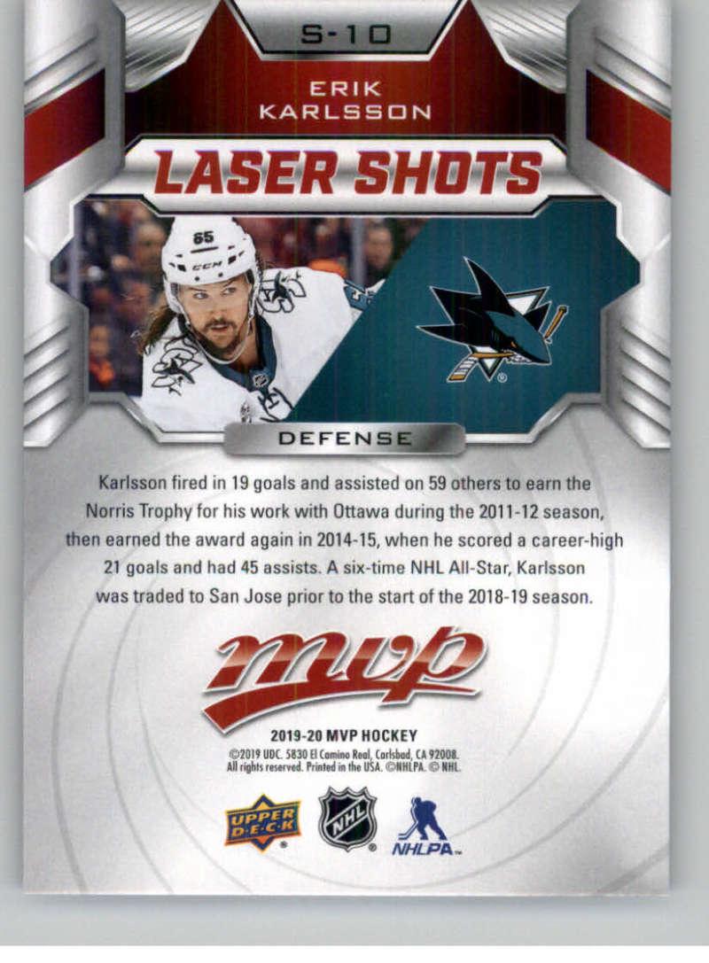 2019-20-Upper-Deck-MVP-Hockey-INSERT-OR-AUTOGRAPH-CARDS-Pick-From-List miniature 45
