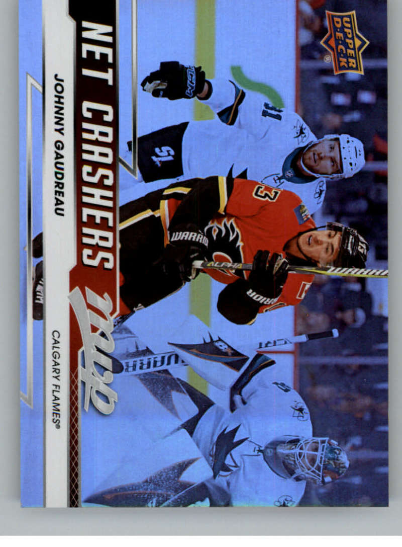 2019-20-Upper-Deck-MVP-Hockey-INSERT-OR-AUTOGRAPH-CARDS-Pick-From-List miniature 46