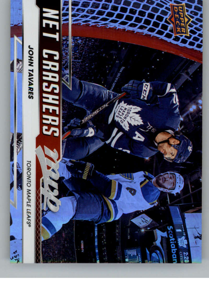 2019-20-Upper-Deck-MVP-Hockey-INSERT-OR-AUTOGRAPH-CARDS-Pick-From-List miniature 48