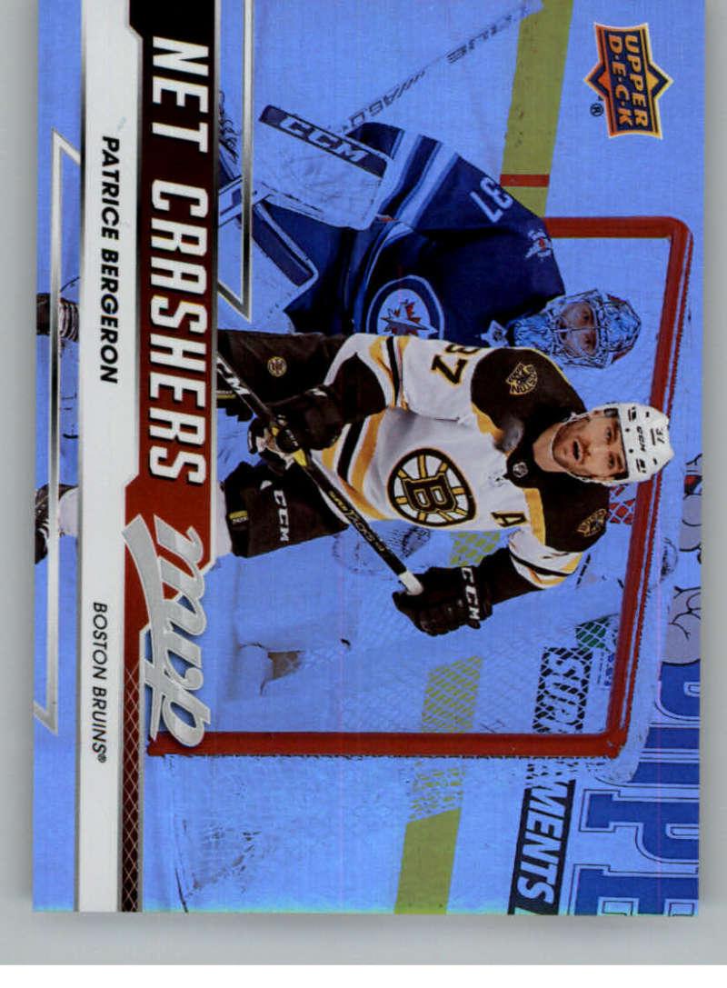2019-20-Upper-Deck-MVP-Hockey-INSERT-OR-AUTOGRAPH-CARDS-Pick-From-List miniature 50