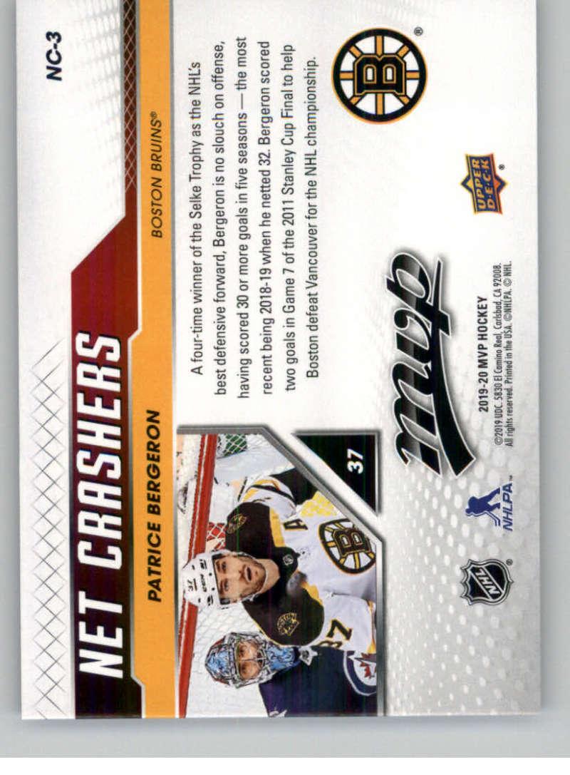 2019-20-Upper-Deck-MVP-Hockey-INSERT-OR-AUTOGRAPH-CARDS-Pick-From-List miniature 51