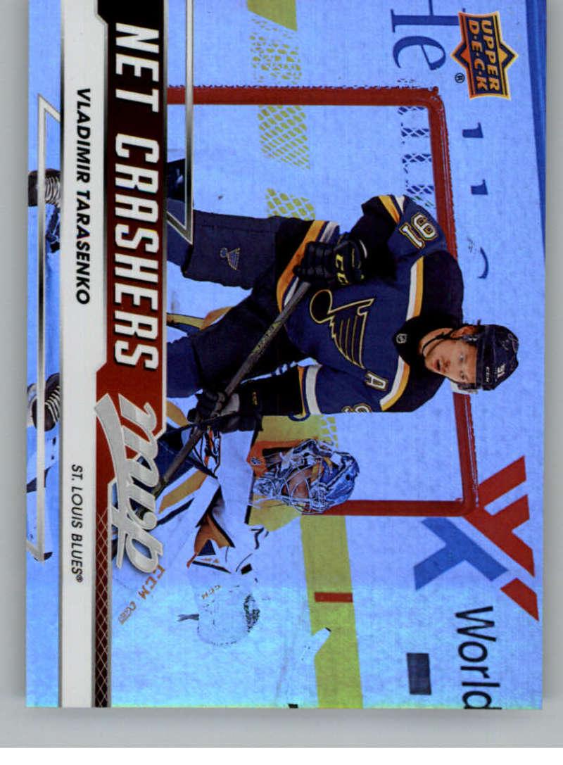 2019-20-Upper-Deck-MVP-Hockey-INSERT-OR-AUTOGRAPH-CARDS-Pick-From-List miniature 52