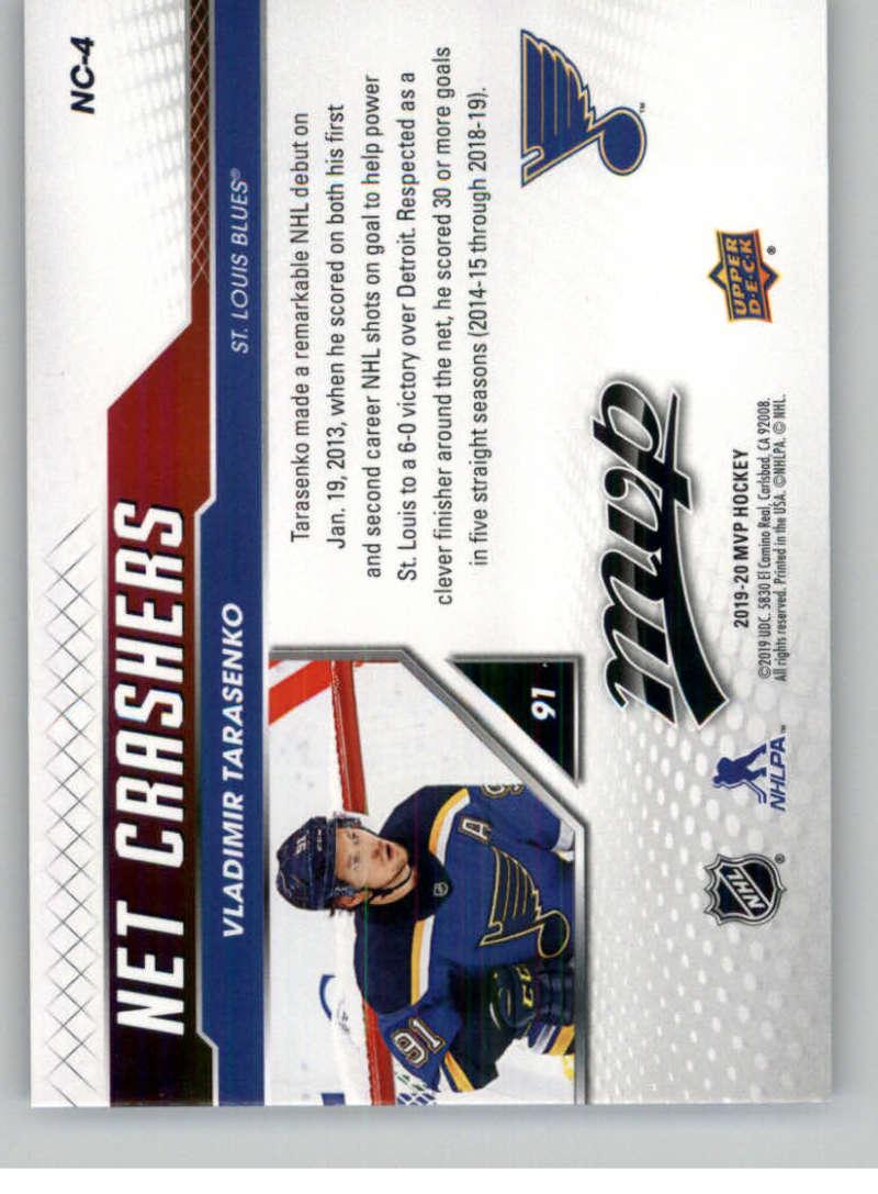 2019-20-Upper-Deck-MVP-Hockey-INSERT-OR-AUTOGRAPH-CARDS-Pick-From-List miniature 53