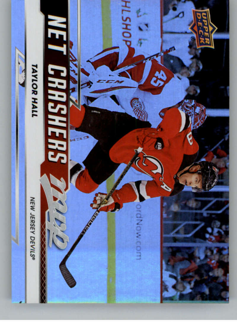2019-20-Upper-Deck-MVP-Hockey-INSERT-OR-AUTOGRAPH-CARDS-Pick-From-List miniature 54