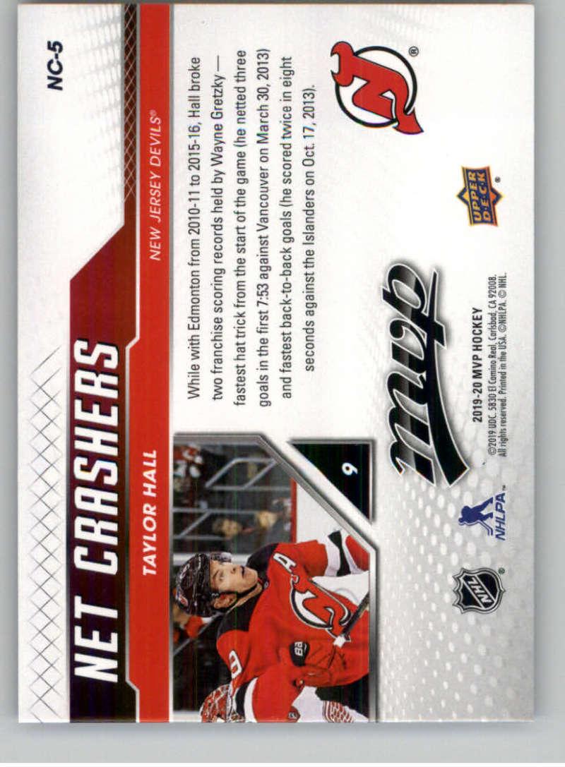 2019-20-Upper-Deck-MVP-Hockey-INSERT-OR-AUTOGRAPH-CARDS-Pick-From-List miniature 55