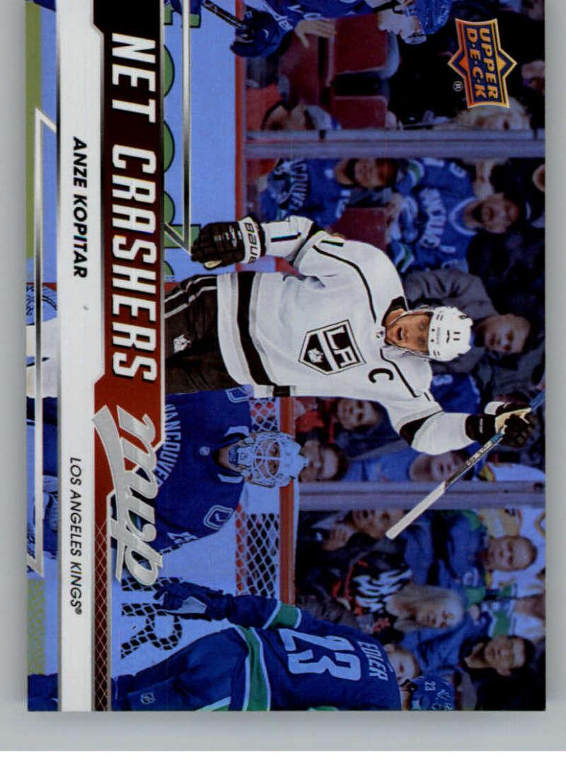 2019-20-Upper-Deck-MVP-Hockey-INSERT-OR-AUTOGRAPH-CARDS-Pick-From-List miniature 56