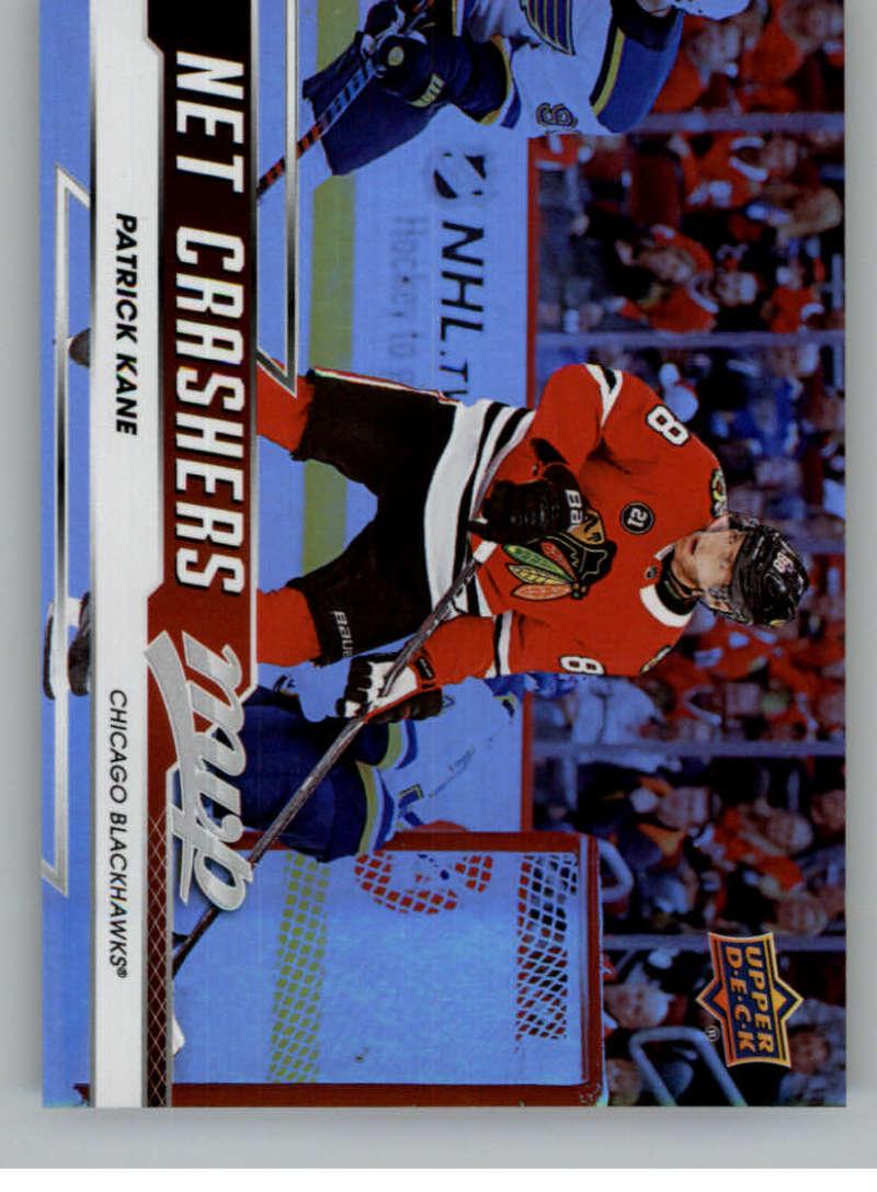 2019-20-Upper-Deck-MVP-Hockey-INSERT-OR-AUTOGRAPH-CARDS-Pick-From-List miniature 58