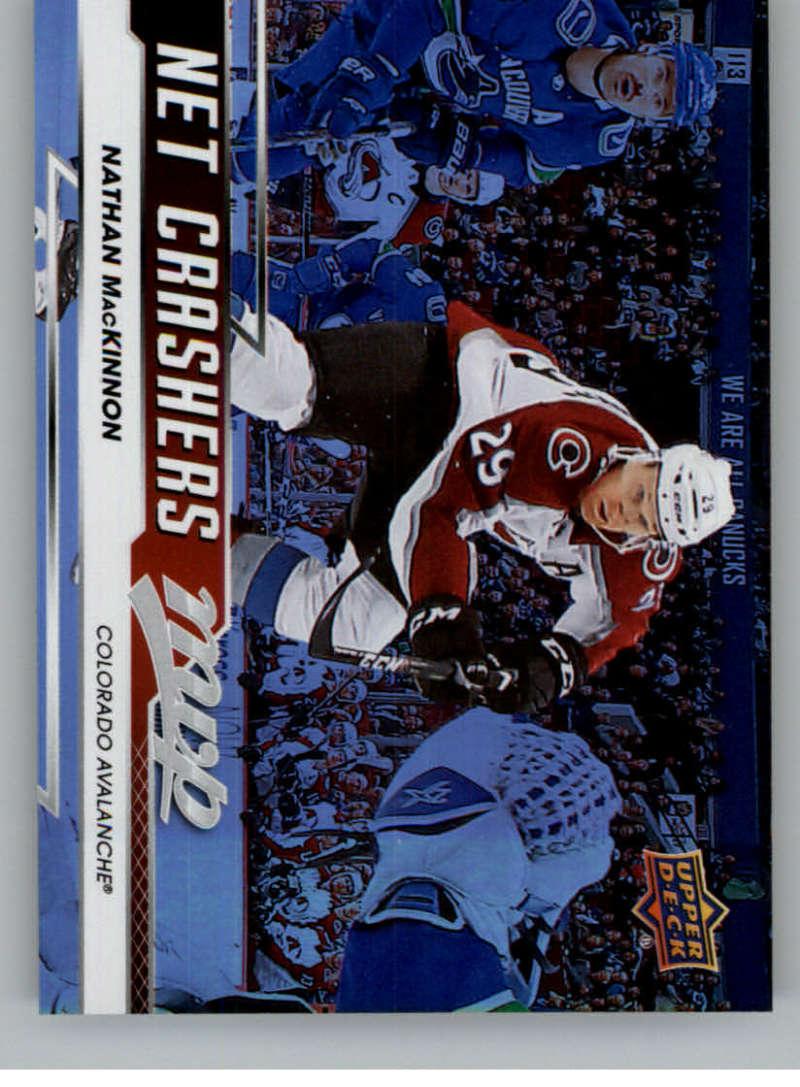 2019-20-Upper-Deck-MVP-Hockey-INSERT-OR-AUTOGRAPH-CARDS-Pick-From-List miniature 60