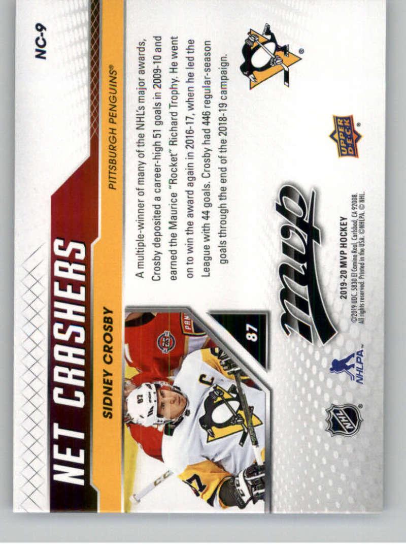2019-20-Upper-Deck-MVP-Hockey-INSERT-OR-AUTOGRAPH-CARDS-Pick-From-List miniature 63