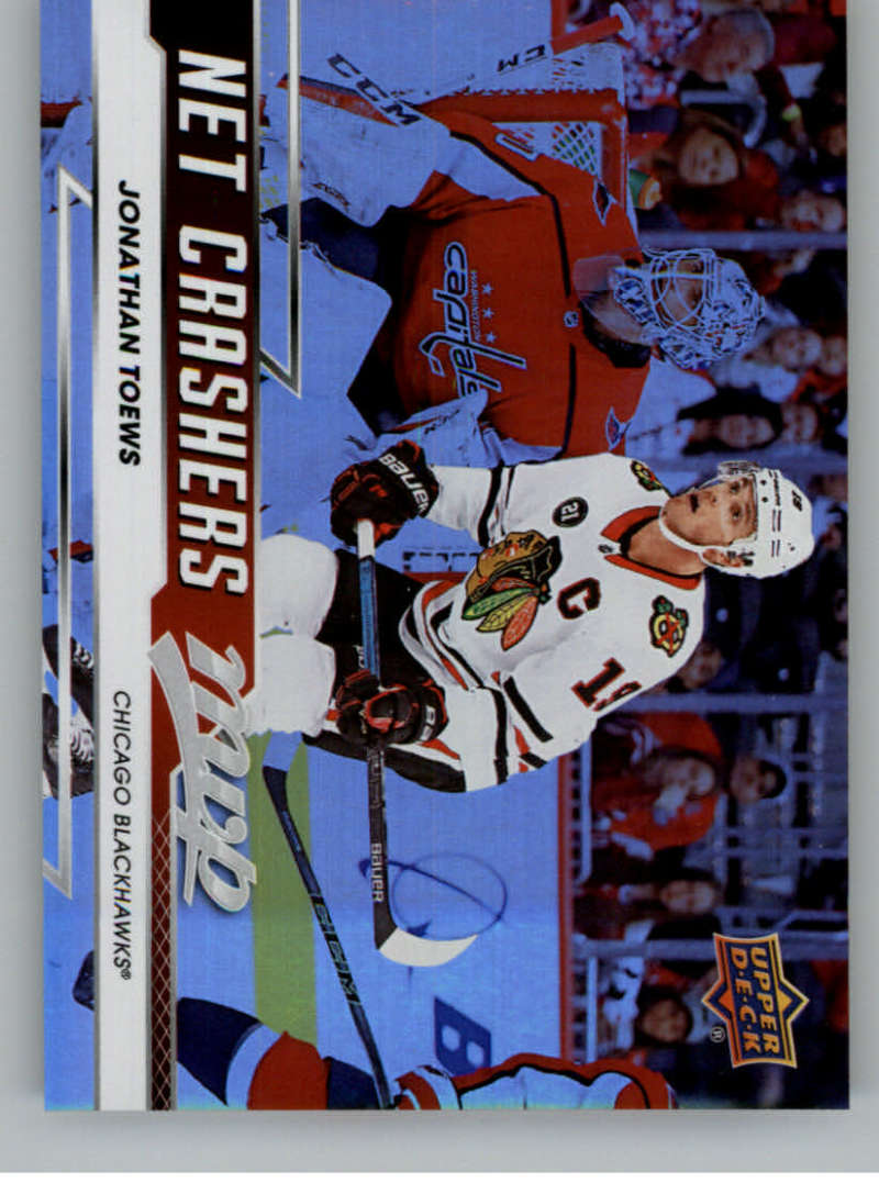 2019-20-Upper-Deck-MVP-Hockey-INSERT-OR-AUTOGRAPH-CARDS-Pick-From-List miniature 64
