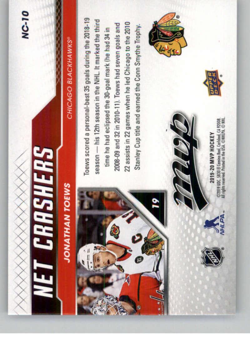 2019-20-Upper-Deck-MVP-Hockey-INSERT-OR-AUTOGRAPH-CARDS-Pick-From-List miniature 65