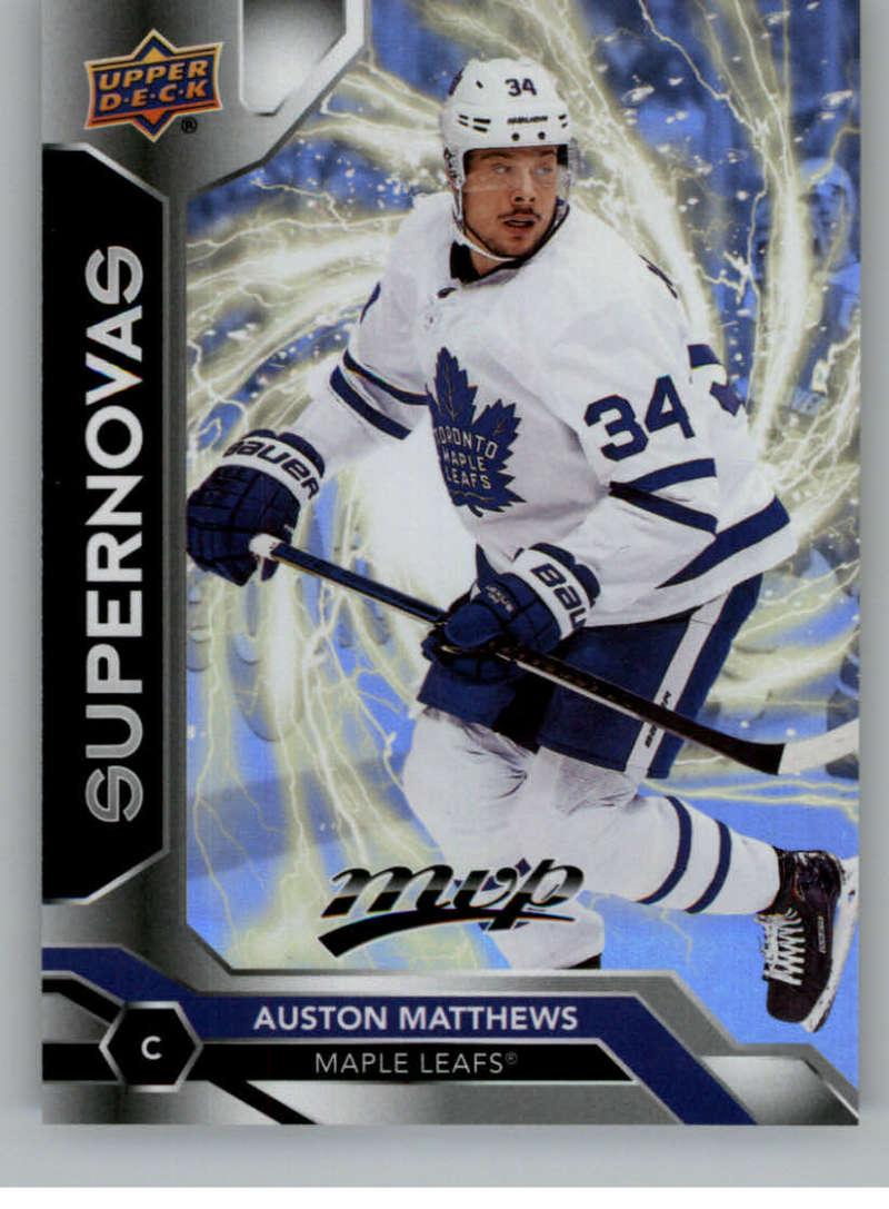 2019-20-Upper-Deck-MVP-Hockey-INSERT-OR-AUTOGRAPH-CARDS-Pick-From-List miniature 66