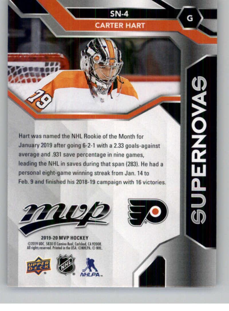 2019-20-Upper-Deck-MVP-Hockey-INSERT-OR-AUTOGRAPH-CARDS-Pick-From-List miniature 73