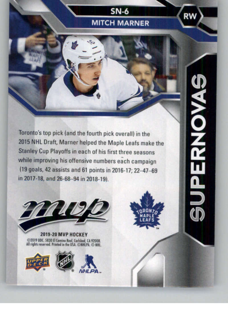 2019-20-Upper-Deck-MVP-Hockey-INSERT-OR-AUTOGRAPH-CARDS-Pick-From-List miniature 75