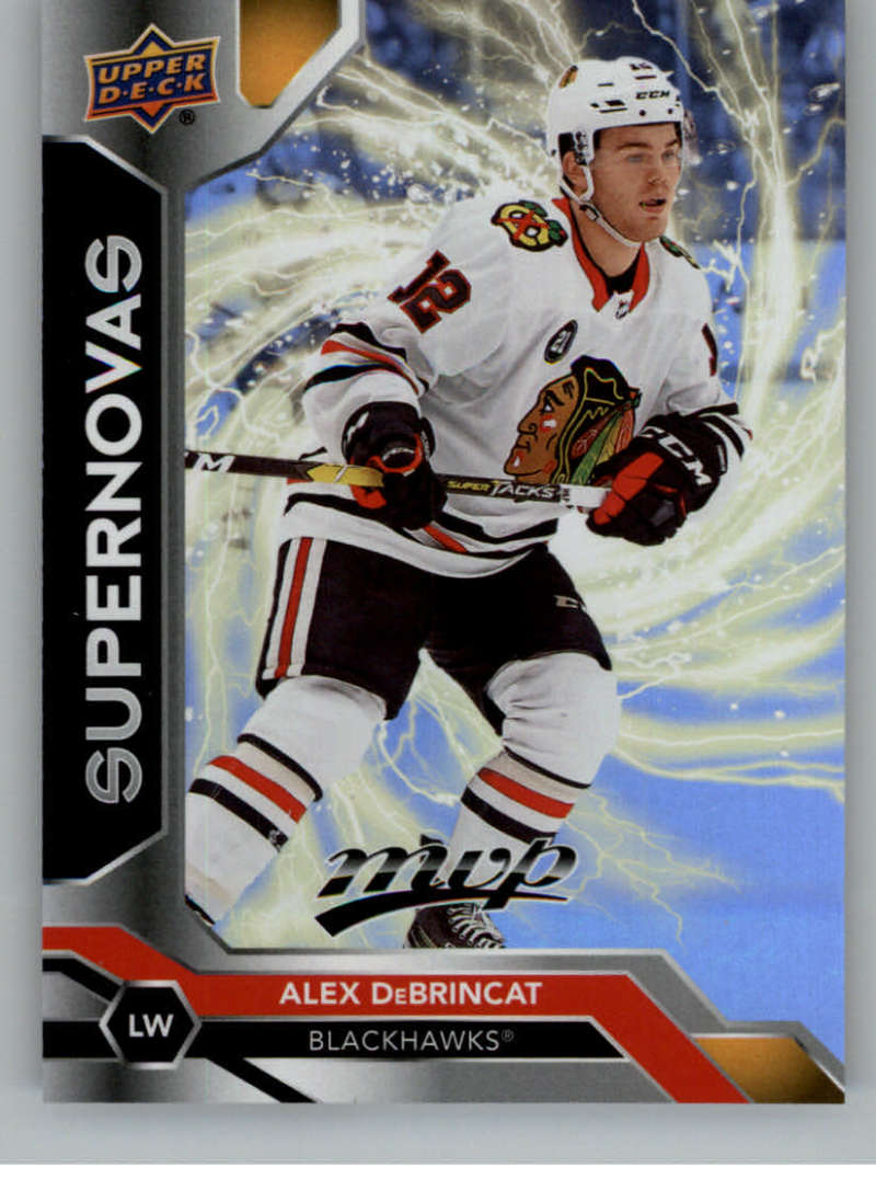 2019-20-Upper-Deck-MVP-Hockey-INSERT-OR-AUTOGRAPH-CARDS-Pick-From-List miniature 86